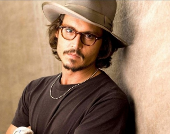 Celeblak: Johnny Depp